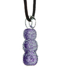 Sour Candy Pendant in purple