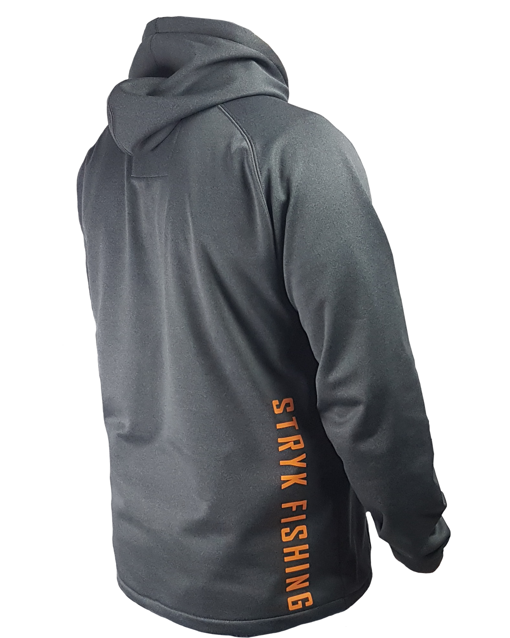 STRYK Big Fish Performance Hoody - Heather Grey