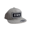 STRYK HD Patch snapback cap in heather grey