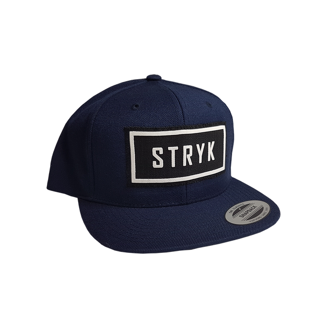 STRYK HD Patch Cap - Navy Blue