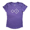 STRYK Ladies Tee - Purple
