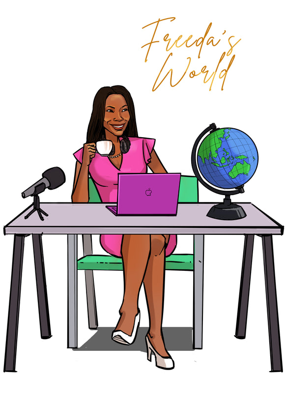 FREEda's World - Podcast