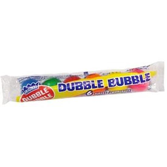 Dubble Bubble Gumballs, Assorted 6pc