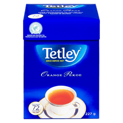 Orange Pekoe Black Tetley Tea (72 pk), [HFX]