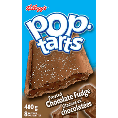 Kellogs Pop-Tarts, Frosted Chocolate Fudge