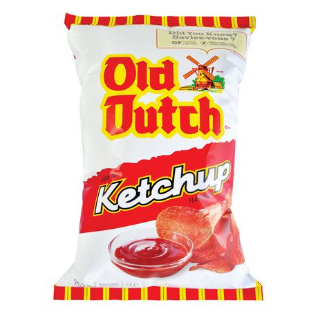 Old Dutch, Ketchup, 255g