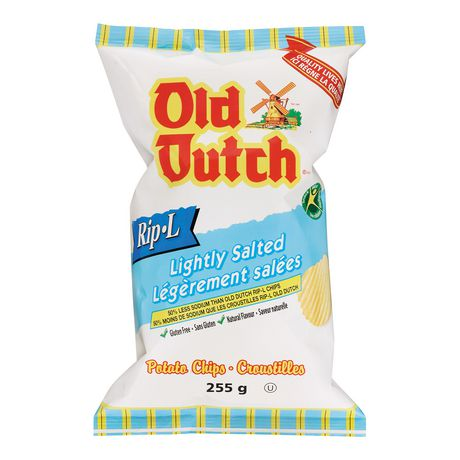 Old Dutch, Lightly Salted, 255g