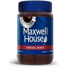 Maxwell House Instant Coffee, 150g [HFX]