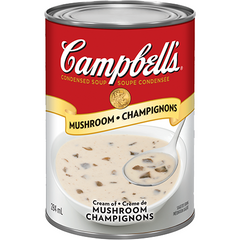 Campbell's Cream Of Mushroom, 284ml, [HFX]