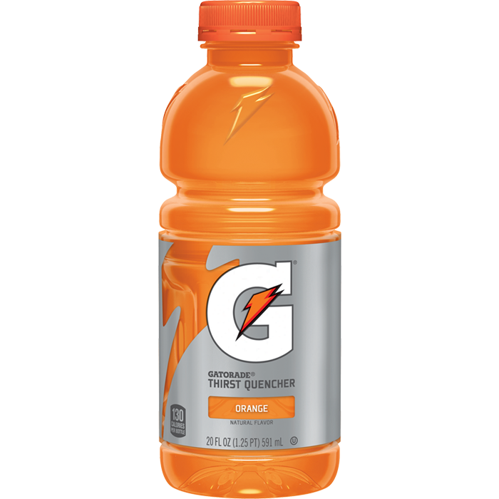 Gatorade, Orange, 591ml, [HFX]