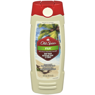 Old Spice Body Wash, Fiji