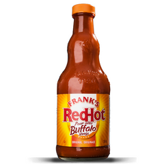 Franks, Red Hot Buffalo Wings Sauce, Hot 354ml