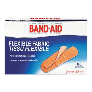 Band Aid, Assorted (80 Pk)