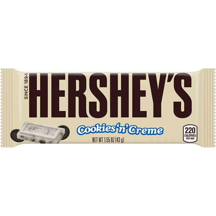 Cookie and Cream Bar, [HFX]
