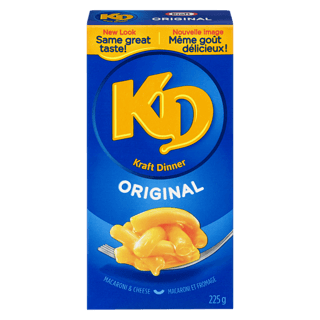 Kraft Dinner (Box), [HFX]