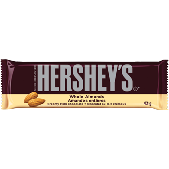 Hershey's Whole Almond, [HFX]