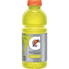 Limit 4 per customer: Gatorade, Lemon-Lime, 591ml