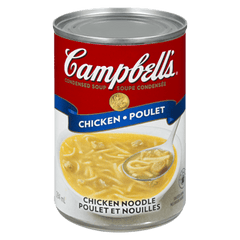 Campbells Chicken Noodle Soup, [HFX]