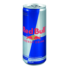 Limit 4 per customer: Red Bull, Original