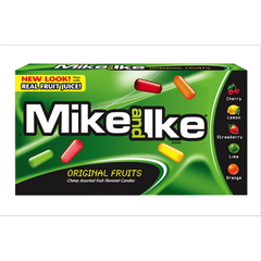 Mike and Ike Original Fruit Candies, 141g, [HFX]
