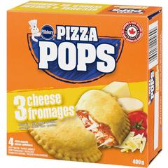 Pillsburry Pizza Pops 3 Cheese, 400g, [HFX]
