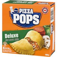Pillsbury Pizza Pops Deluxe, 400g