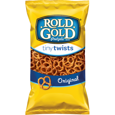 Rold Gold Pretzels, Tiny Twists, 320g, [HFX]