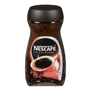 Nescafe Instant Coffee, Rich, [HFX]