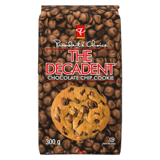 The Decadent Chocolate Chip Cookie