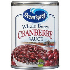 Ocean Spray Jellied Cranberry Sauce, 348ml