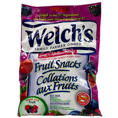 Welch's Berries 'N Cherries Fruit Snack, 175g