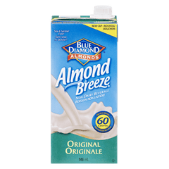 Blue Diamond Original Almond Breeze, 946ml, [HFX]