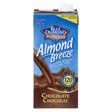 Blue Diamond Chocolate Almond Breeze, 946ml, [HFX]