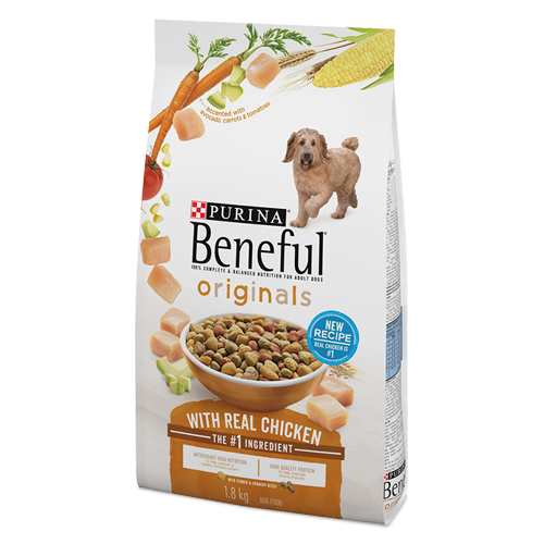 Purina Beneful Originals With Real Chicken, 1.8kg