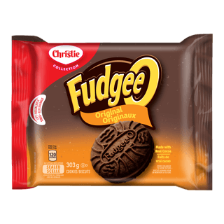 Christie Fudgee-O Original, 303g