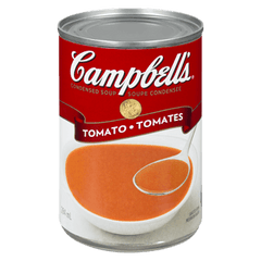 Campbells Tomato Soup, [HFX]