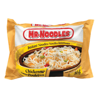 Mr. Noodles, Chicken, [HFX]