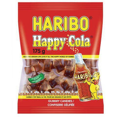 Haribo Happy Cola Gummy Candies, 175g, [HFX]