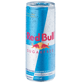 Red Bull, Sugar Free, [HFX]
