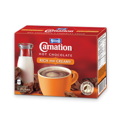 Carnation Rich and Creamy Hot Chocolate (10 Pk), [HFX]