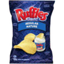 Ruffles, Regular, 200g