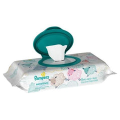 Pampers Wipes, Sensitive (56 Pk)