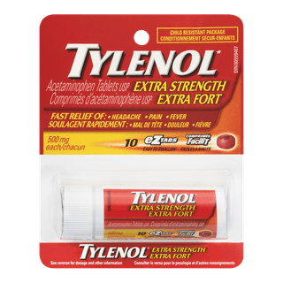 Tylenol, Cold Extra Strength, Daytime & Nighttime EZ Tabs, 20 Pack