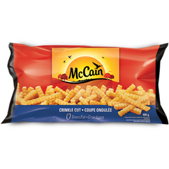 McCain Crinkle Cut French Fries, 900g
