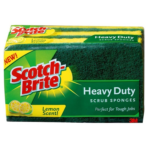 3M Heavy Duty Dishwand, [HFX]
