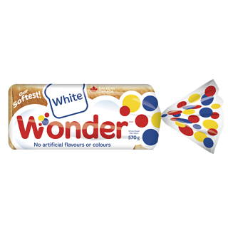 Wonder Bread, White Bread, [HFX]