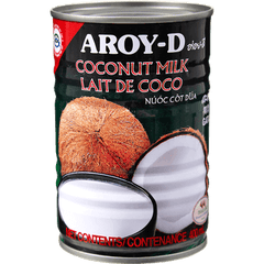 AROY-D Coconut Milk, 400ml