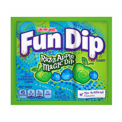 Air Heads, Blue Raspberry, 15.6g
