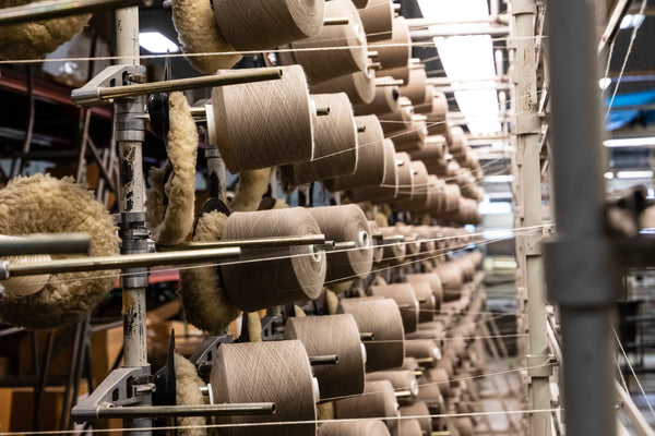 Since our early days, WeatherWool has relied on the support, advice and expertise of Mike Hillebrand and his team at Material Technology and Logistics. MTL has resources, including the highly sophisticated Jacquard Looms, that are necessary to create the Hardcore Luxury Merino Jacquard Fabric that is the basis of WeatherWool.