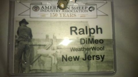 WeatherWool was an invited speaker at the 150th Annual Convention of the American Sheep Industry Association